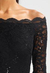 Sista Glam - VANESSA - Cocktail dress / Party dress - black - 3