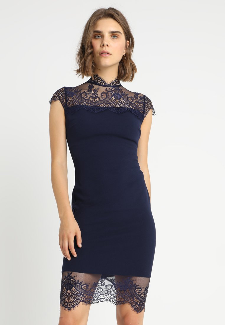 Sista Glam - MADELYN - Cocktail dress / Party dress - navy