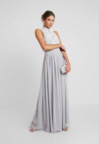 Sista Glam - LUNA - Suknia balowa - grey - 2
