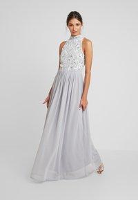 Sista Glam - LUNA - Suknia balowa - grey - 0
