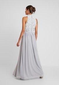 Sista Glam - LUNA - Suknia balowa - grey - 3