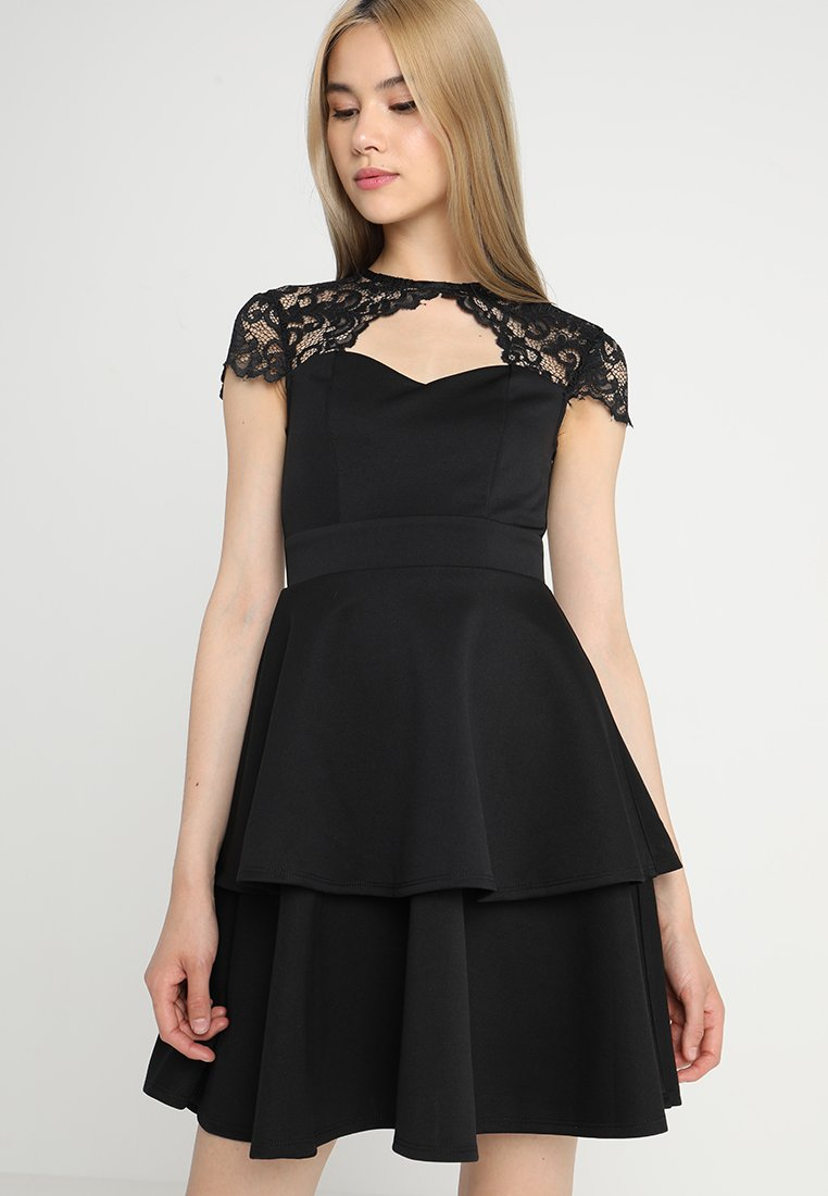 Sista Glam - SULLY - Cocktail dress / Party dress - black