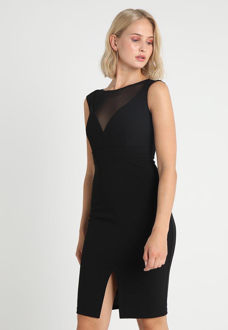 Sista Glam - AMALIA - Cocktailkleid/festliches Kleid - black