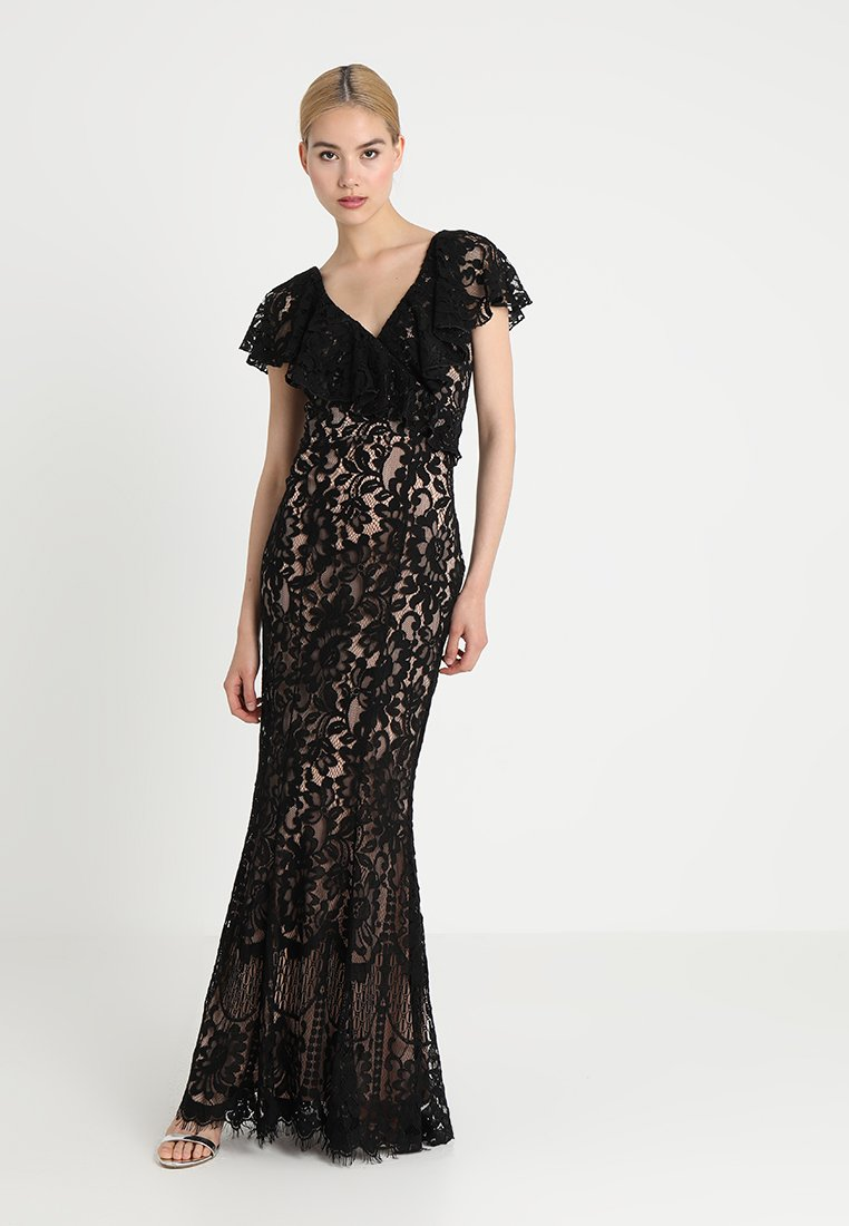 Sista Glam - SYMONA - Occasion wear - black/nude
