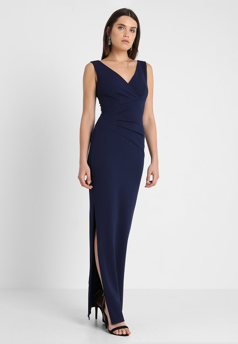 Sista Glam - KAYLEEN - Maxi dress - navy