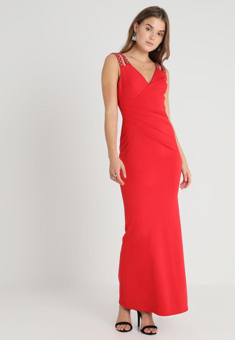 Sista Glam - DANNIE - Jerseykleid - red