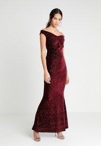 Sista Glam - NETTY - Occasion wear - wine - 0
