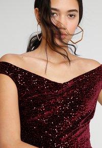 Sista Glam - NETTY - Occasion wear - wine - 3