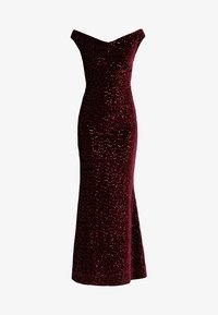 Sista Glam - NETTY - Occasion wear - wine - 4