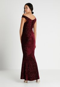 Sista Glam - NETTY - Occasion wear - wine - 2