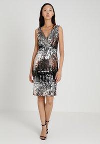 Sista Glam - JUN - Koktejlové šaty/ šaty na párty - multi - 1