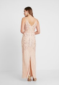 Sista Glam - FLORY - Festklänning - blush - 2