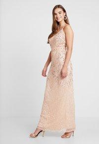 Sista Glam - FLORY - Festklänning - blush - 1