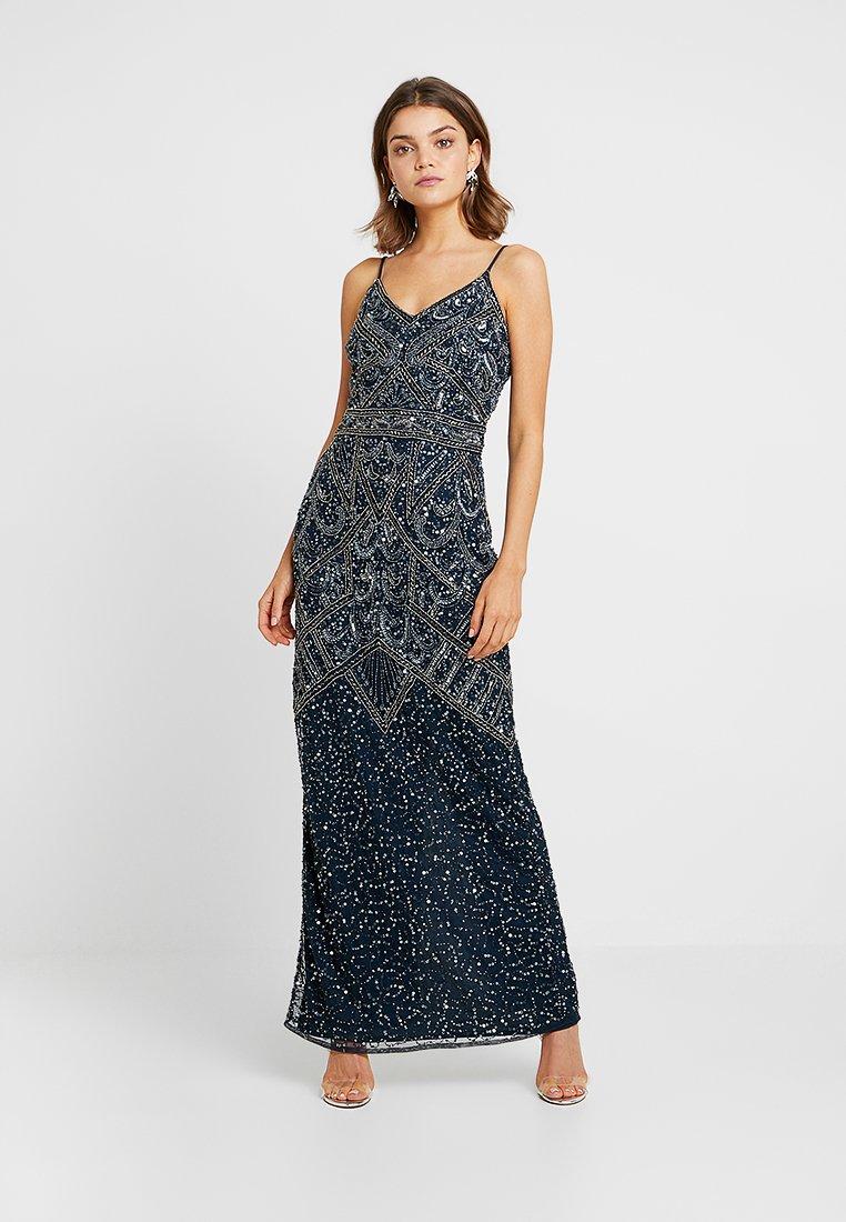 Sista Glam - FLORY - Ballkleid - blue