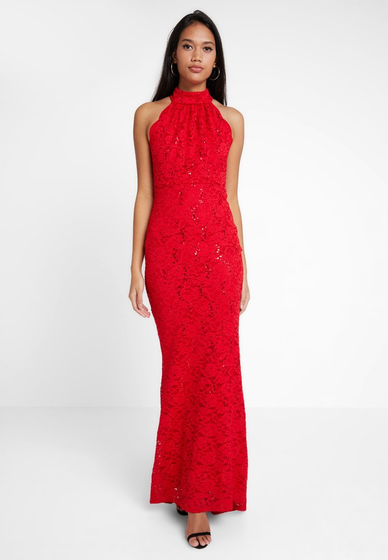 Sista Glam - REDY - Ballkleid - red