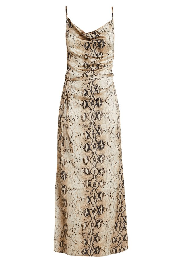 TAYYLOR - Maxi dress - tan