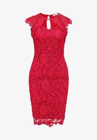 Sista Glam - MAZZIE - Vestido de cóctel - red - 5