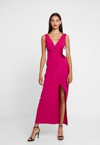 Sista Glam - CHROME - Galajurk - pink - 2