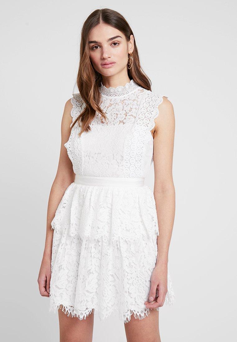 Sista Glam - YULIENE - Cocktailkleid/festliches Kleid - white