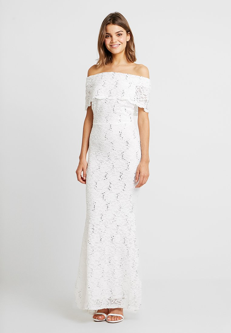 Sista Glam - PENELOPIE - Ballkleid - white