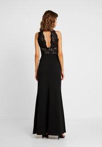Sista Glam - KAYTI - Vestido de fiesta - black/nude - 3