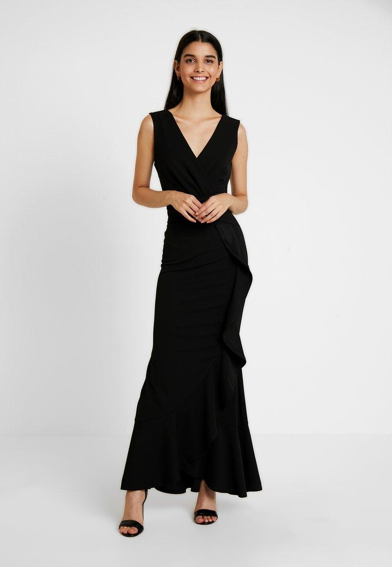 Sista Glam - ADEELA - Společenské šaty - black