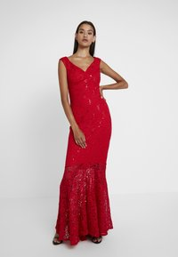 Sista Glam - LULIENE - Suknia balowa - red - 2