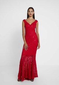 Sista Glam - LULIENE - Suknia balowa - red - 0