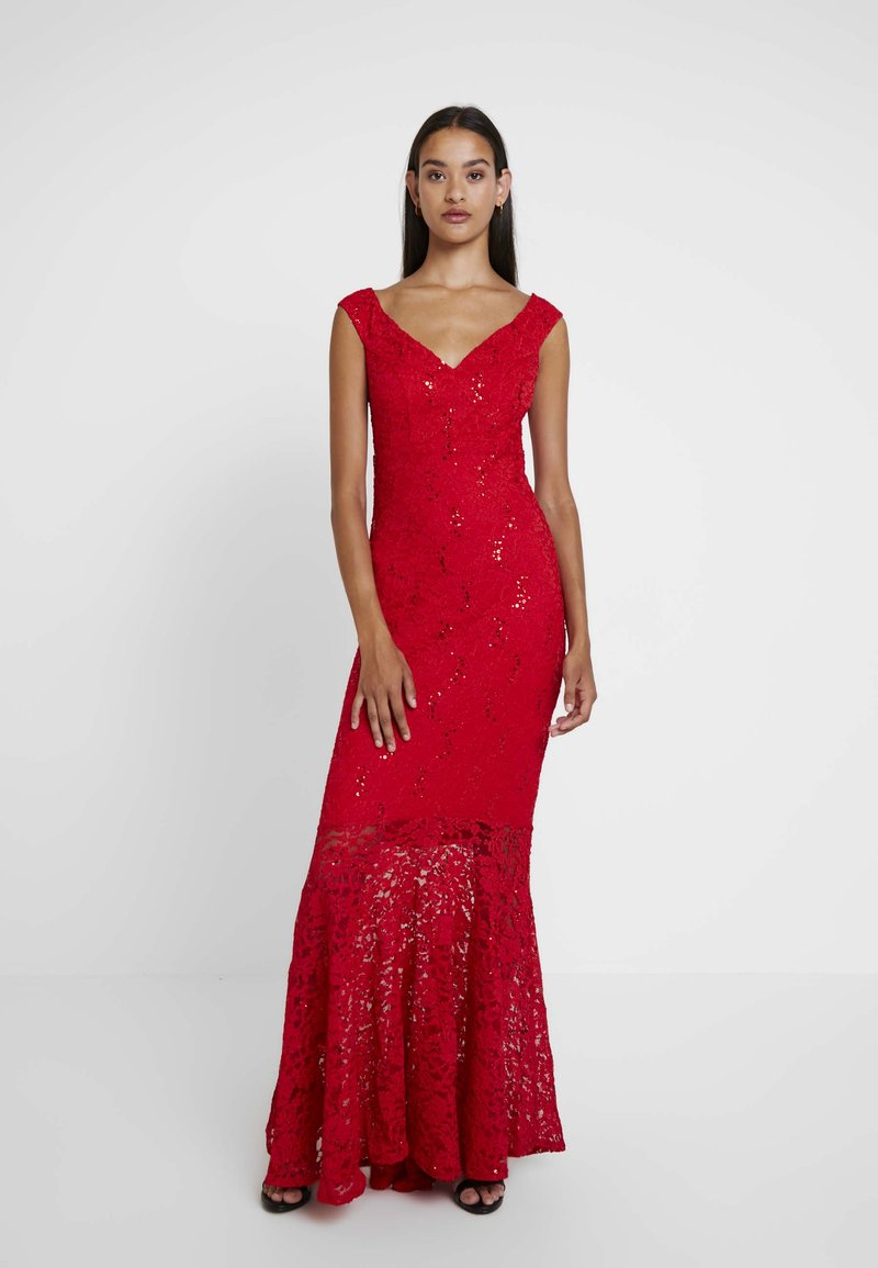 Sista Glam - LULIENE - Suknia balowa - red