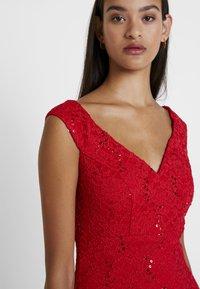 Sista Glam - LULIENE - Suknia balowa - red - 7