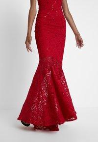 Sista Glam - LULIENE - Suknia balowa - red - 5