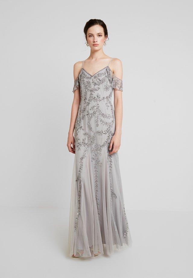 METTIA - Festklänning - silver