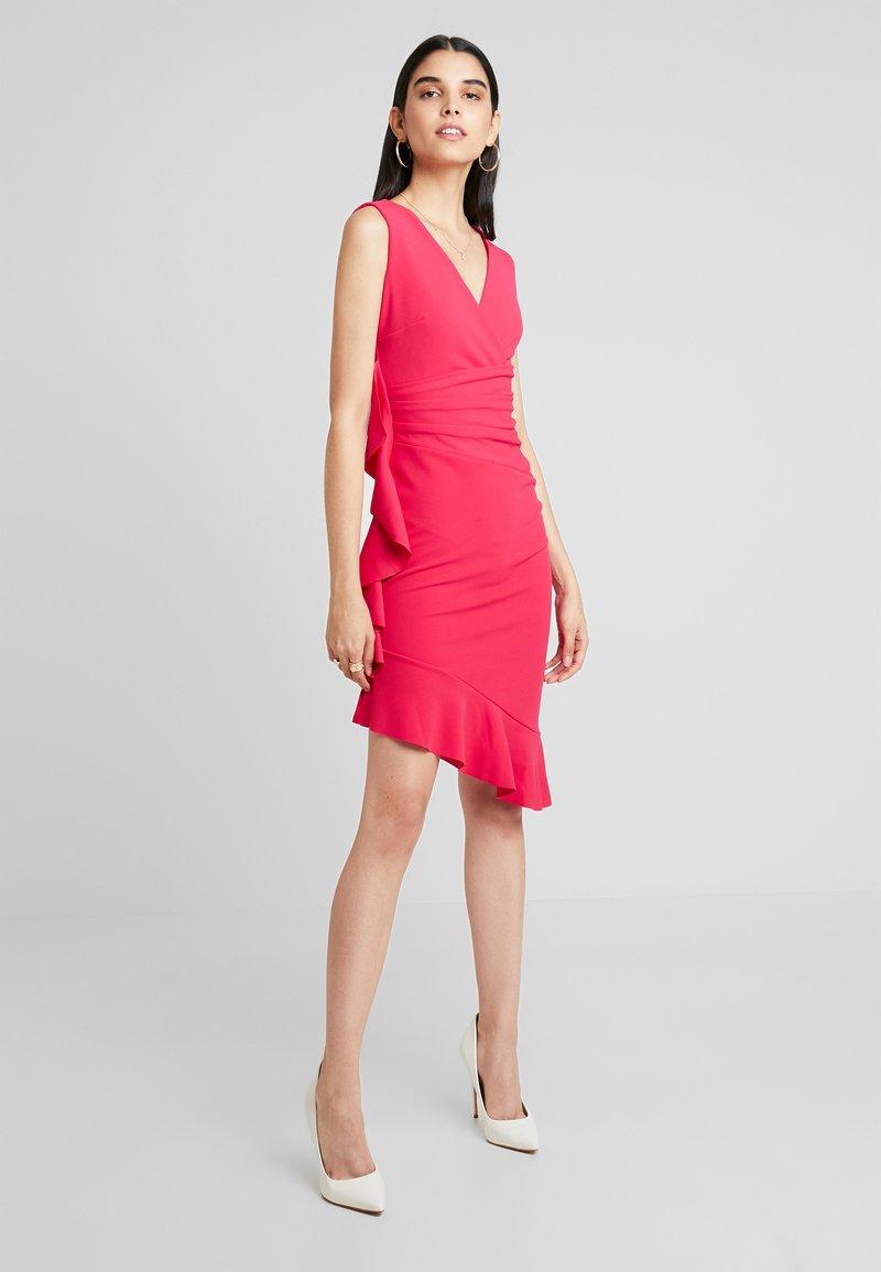 Sista Glam - TIMARA - Cocktailkleid/festliches Kleid - pink