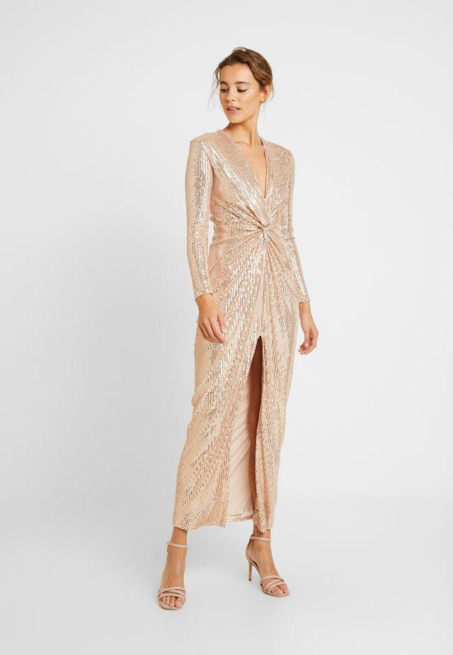 DULCIE - Festklänning - gold