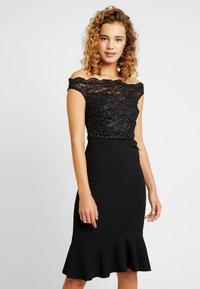 Sista Glam - BEATTIE - Koktejlové šaty/ šaty na párty - black - 0