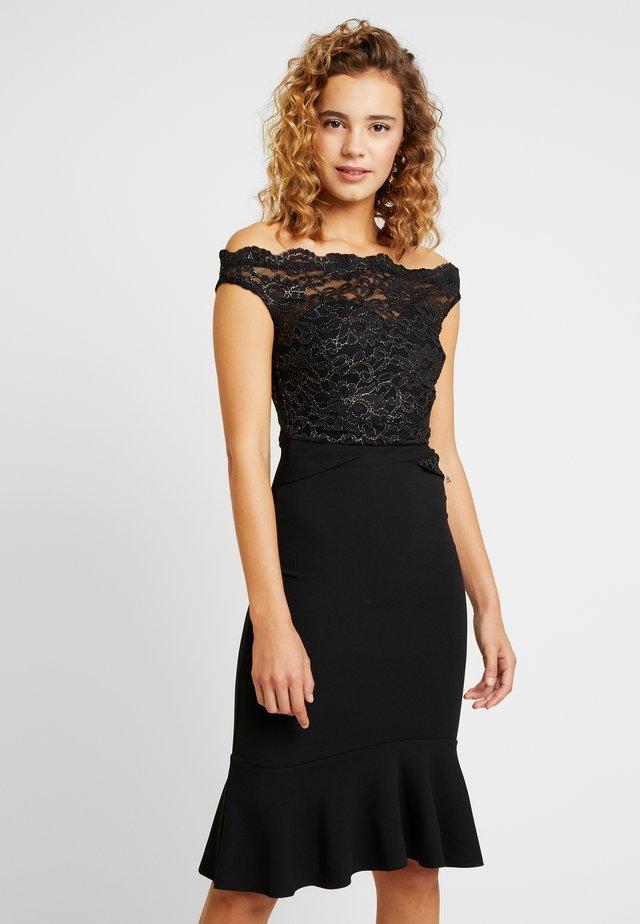BEATTIE - Cocktailkleid/festliches Kleid - black