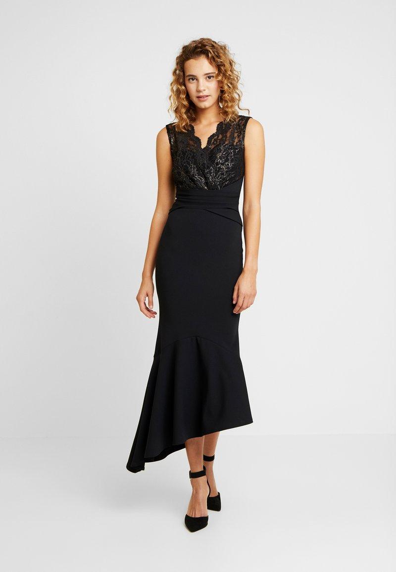 Sista Glam - HARVEY - Robe de cocktail - black