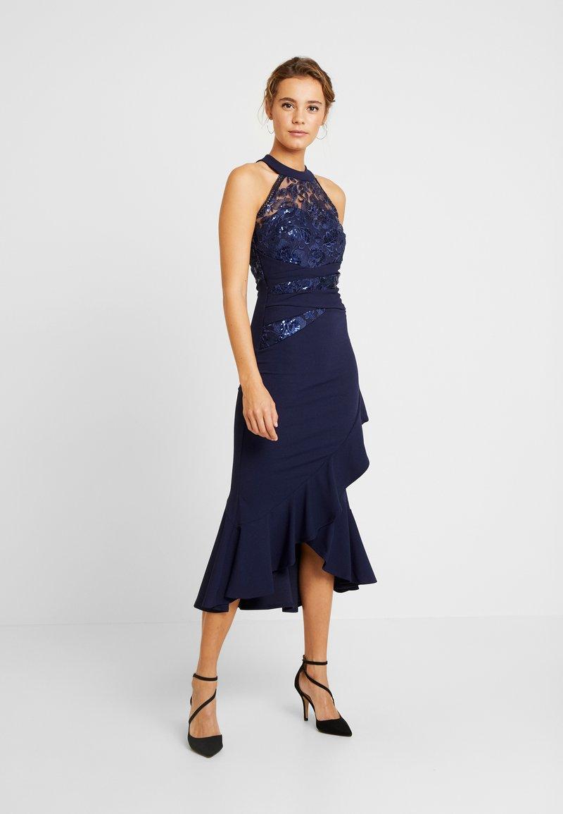Sista Glam - PHILLIA - Koktejlové šaty/ šaty na párty - navy