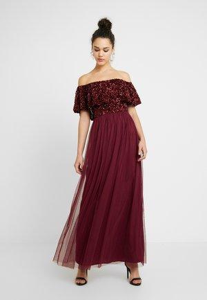 KENDALL - Festklänning - berry