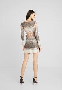 Sista Glam - CECILY - Cocktail dress / Party dress - silver - 3