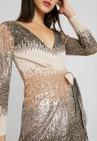 Sista Glam - CECILY - Cocktail dress / Party dress - silver - 4