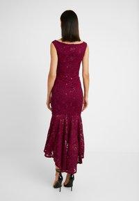 Sista Glam - TYREEN - Suknia balowa - berry - 3