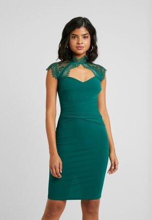 LOTTI - Cocktailklänning - emerald green