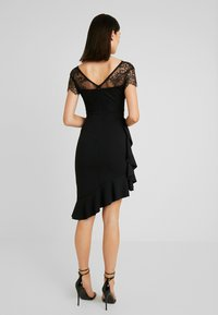 Sista Glam - LYNDIA - Cocktail dress / Party dress - black - 3