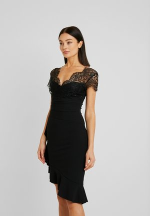 LYNDIA - Cocktailjurk - black