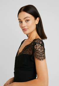 Sista Glam - LYNDIA - Cocktail dress / Party dress - black - 4
