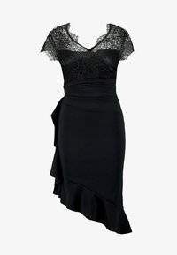 Sista Glam - LYNDIA - Cocktail dress / Party dress - black - 5