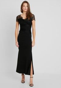 Sista Glam - AMIANNE - Společenské šaty - black - 0