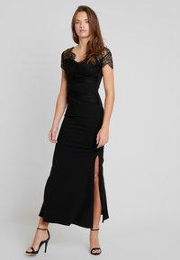 Sista Glam - AMIANNE - Společenské šaty - black - 2