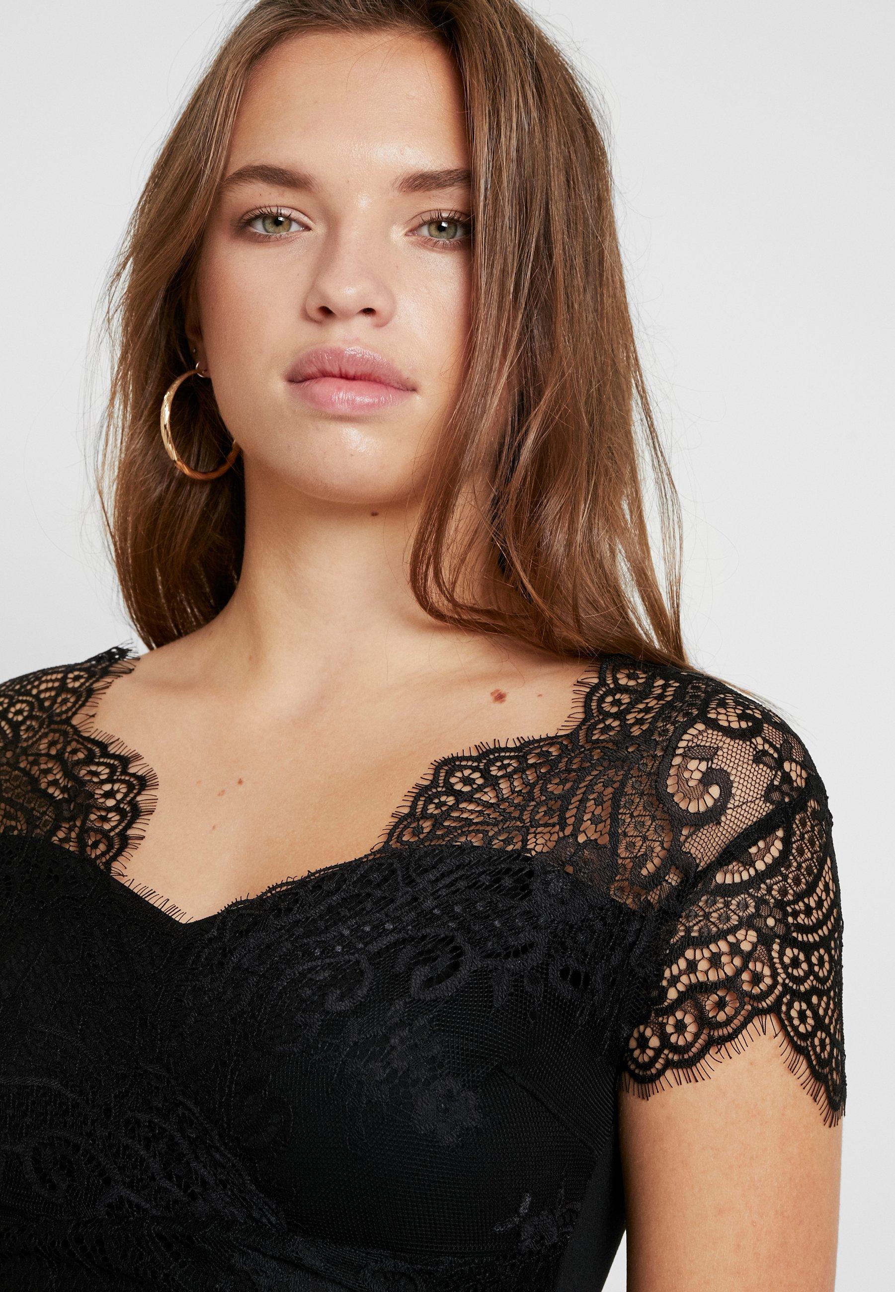 Sista Glam AMIANNE - Suknia balowa - black